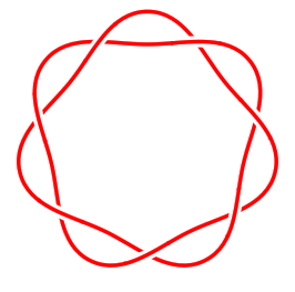 Drawing Knots in LaTeX